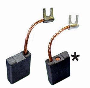 Escova Carvão Politriz Bosch 1326 - Max35