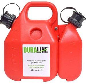 Galão / Bidão Combustível 8 litros