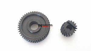 Engrenagem e Pinhão Imp Serra Marmore  4100NS 4100NH2 CC2014