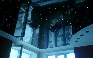 Kit céu estrelado 200 pontos estático