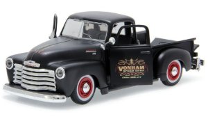 Miniatura Chevy 3100 Pickup 1950 Outlaws