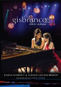 DVD Duo Gisbranco - 10 Anos