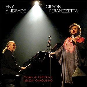 CANÇÕES DE CARTOLA E NELSON CAVAQUINHO - Leny Andrade e Gilson Peranzzetta