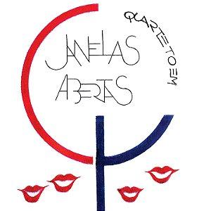 JANELAS ABERTAS - Quarteto Em Cy