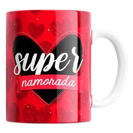 Caneca Super Namorada 330 ml