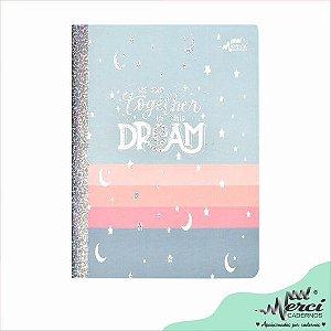 Caderno Brochura Colegial Dream Merci Unidade