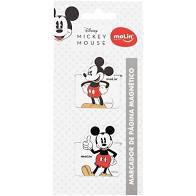 Marcador Página Magnético Mickey Mouse