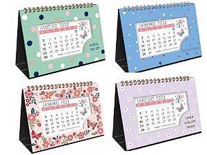 Calendario Mesa Fina Ideia Unitario