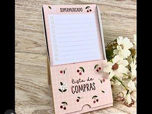 Note Box Cerejinha Cartões Gigantes