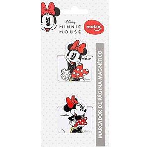 Marcador Página Magnético Minnie Mouse Molin