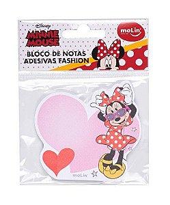 Bloco Notas Minnie Mouse