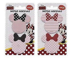 Bloco Notas Adesivas Minnie Mouse Unitario