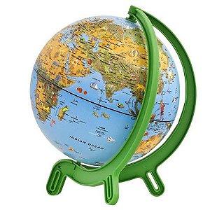 Globo Terrestre 16cm Giacomino Verde