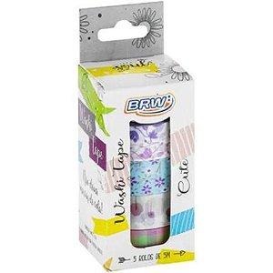 Fita Washi Tape Cute BRW c/5