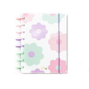 Caderno A5 Classic Bloom Oba