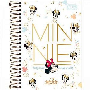 Agenda Minnie 2022 Capa 4 Tilibra