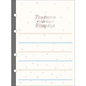 Refil caderno Argolado Soho