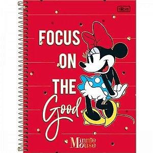 Caderno Minnie 10 Materias