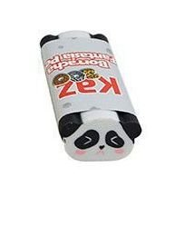 Borracha Fantasia Pets Panda Kaz