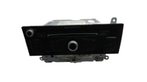 Radio Painel Cd Player Audi A4 A5 Q5 Original 8R1035195H