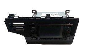 Radio Multimidia Honda Fit 2015> Original 39100T5NM711