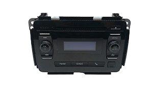 Radio Multimidia Honda New Fit 2015 2016 2017 39100t7tm311