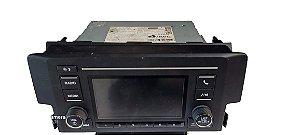 Radio Multimidia Panasonic Honda HRV Original 39100TEMM111