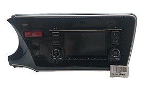Radio Multimídia Honda City 2015 Original 39100T9LM811