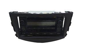 Auto Radio Mp3 Toyota Fortuner Hilux 2003/2008 861200k280
