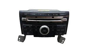 Rádio Cd Player Hyundai Sonata 2.4 2012 Original 961903s400AM
