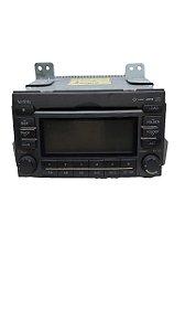 Radio Som Hyundai Azera 2006/2011 Original 96196 3L5003G