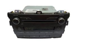 Radio Som Toyota Corolla 2011/2014 Original 8612002E90