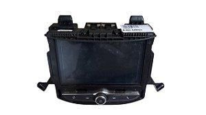Central Multimídia Chevrolet Tracker 17/19 Original 42518015