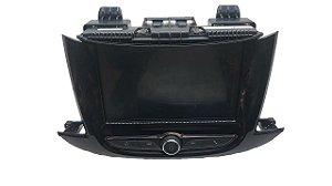 Central Multimídia Chevrolet Tracker 17/19 Original 42554577