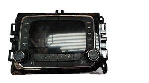 Radio Multimídia Fiat Toro Jeep Renegade Original 52042718