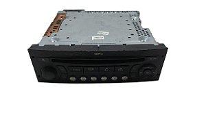 Radio CD Player Citroen C4 Grand Picasso 2006/2010 96645891