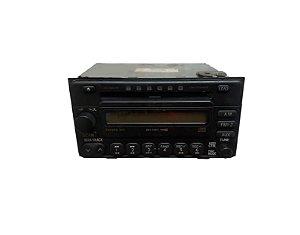 Rádio Som Cd Player Toyota Corolla 2012 Original 0860112800