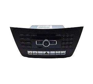 Rádio Mercedes Benz C-CLASS W204 C180 Original A2049005908