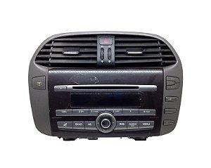 Rádio Original Fiat Punto Bravo 12>14 VP80FF18C939BC