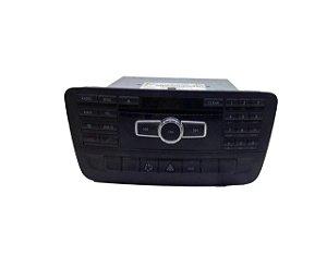 Rádio CD Player Mercedes Benz A200 2014 Original A2469000012