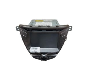 Central Multimidia Hyundai Elantra 14/15 Original  MTXT900MD
