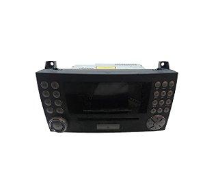 Radio Multimidia Mercedes SLK (R171) 300 2006 A1718200386