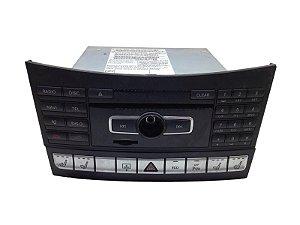 Rádio Unidade Navegação Mercedes E-Class Coupe A2129005325