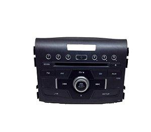 Radio CD Player Honda CRV 2012/2014 Original 39100T0AK013M1