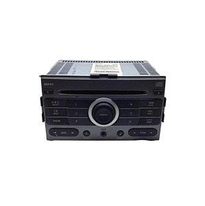 Receptor Rádio CD Player Nissan Sentra 2007/2008 28185ZE80B