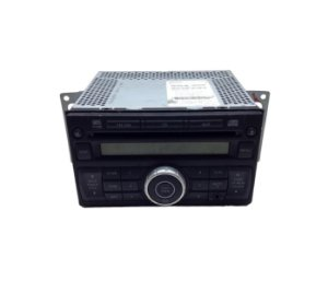 Radio Som CD Nissan Livina 2012 A 2015 28185AZ61A