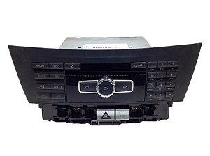 Rádio Navegação Mercedes W204 2012 A2049005410