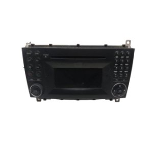 Multimídia Radio Som CD Player Mercedes CLC200 A2038703594