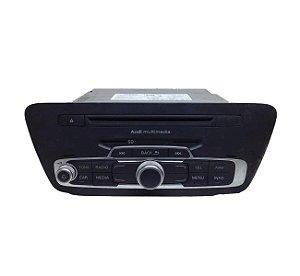 Rádio Multimídia Original AudiQ3 2012/2018 8U0035182G