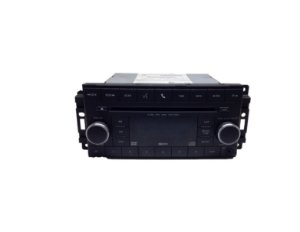 Radio CD Player  Jeep Compass 2012 Original 05064951ag